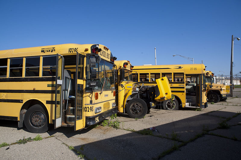 Bus Tours Detroit Michigan