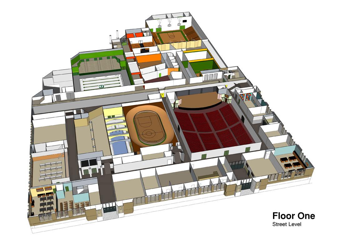 Minecraft High School Blueprint Newhairstylesformen2014 Com